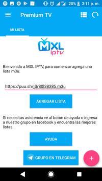 MXL TV Poster