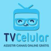 TV no Celular Assistir Canais Online Grátis icon