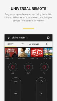 Peel Universal Smart TV Remote Control screenshot 1