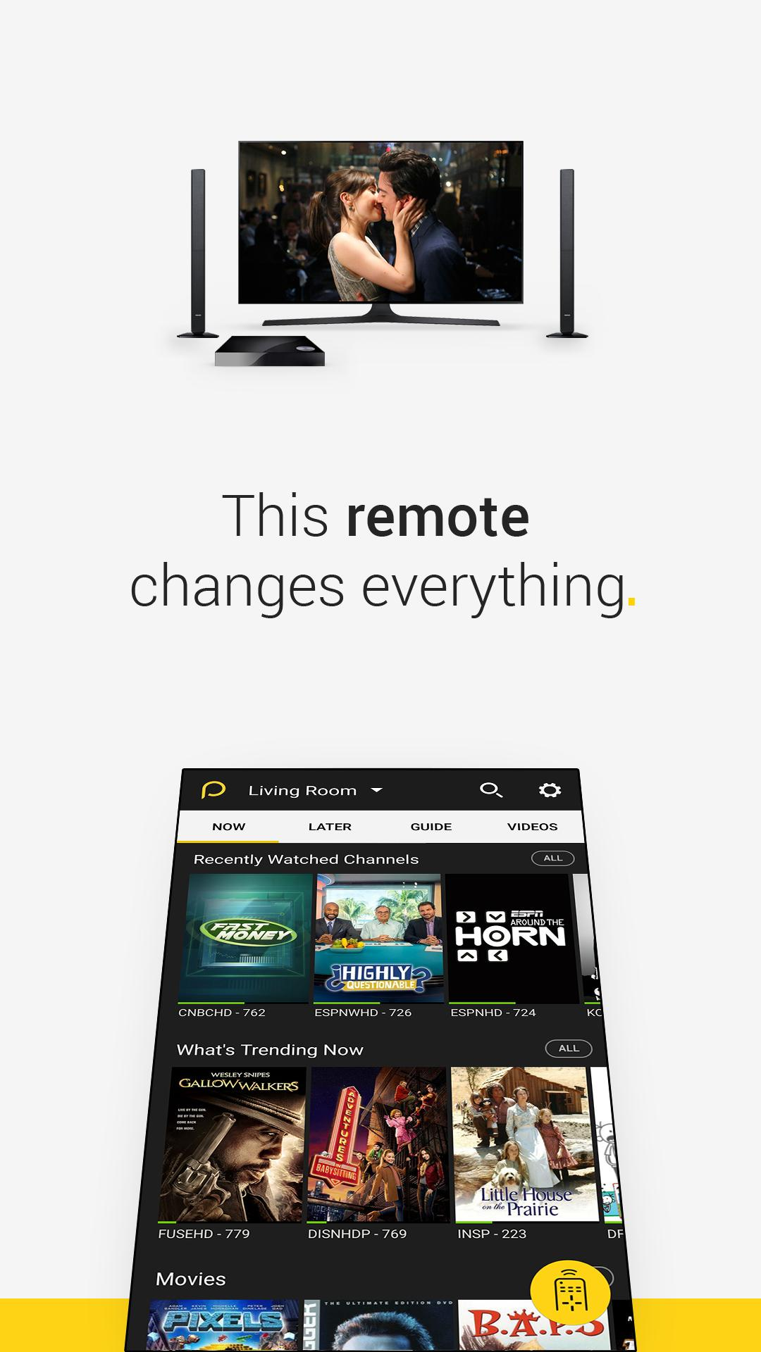 Peel Smart Remote TV Guide for Android - APK Download