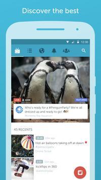 Periscope screenshot 2