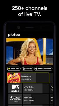 Pluto TV poster
