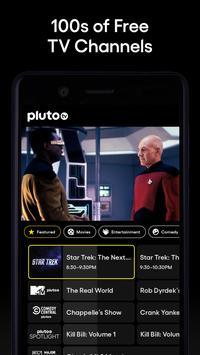 Pluto TV poster
