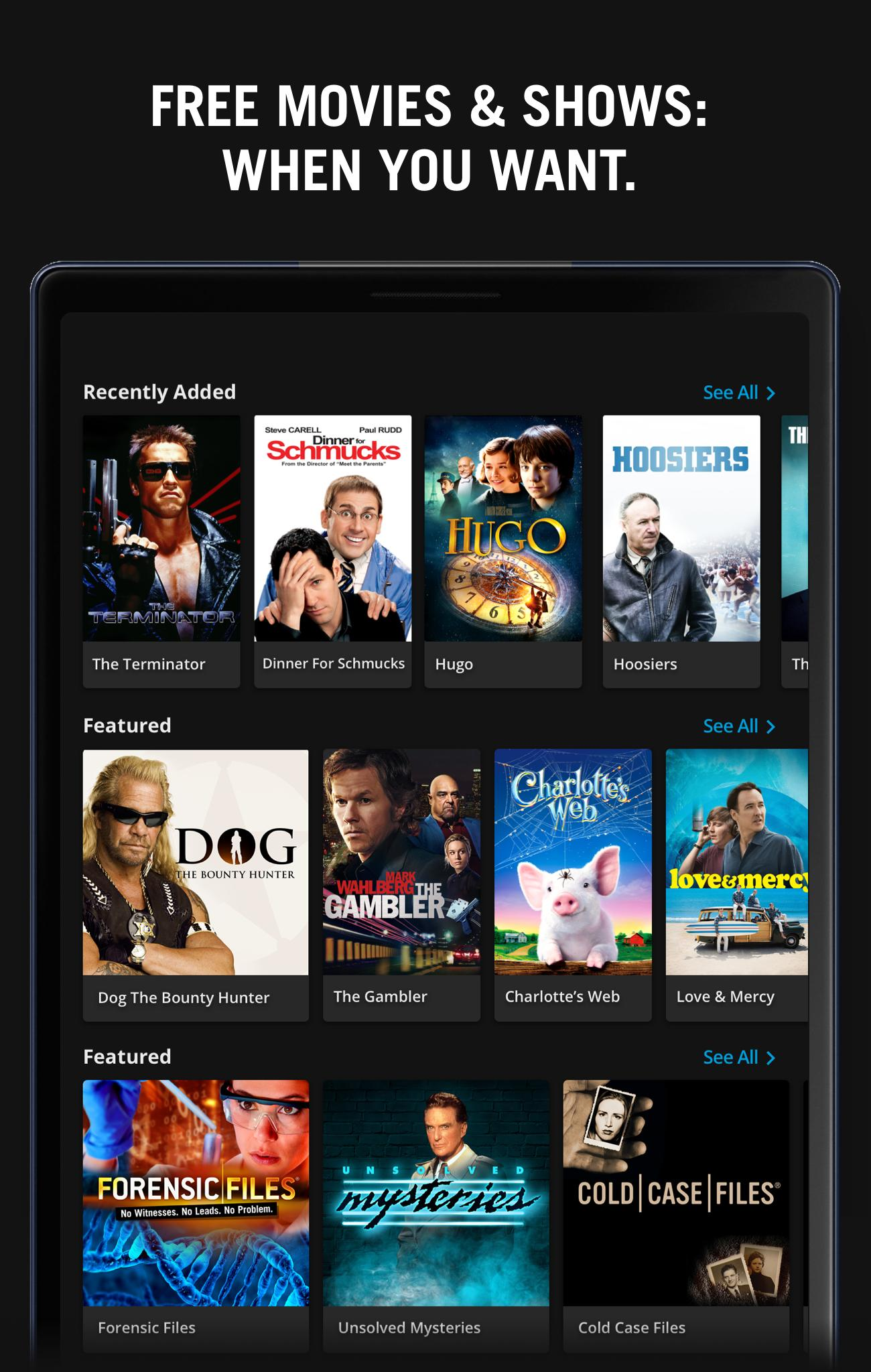 Pluto TV for Android - APK Download