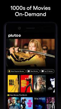 Pluto TV screenshot 1
