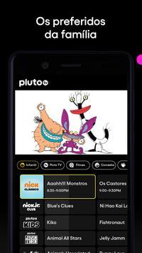 Pluto TV imagem de tela 4