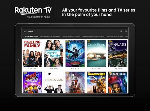 Rakuten TV screenshot 12