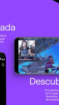 Twitch captura de pantalla 2