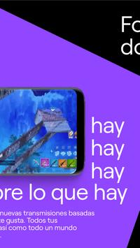 Twitch captura de pantalla 3