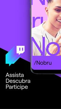 Twitch Cartaz