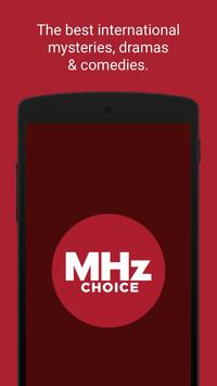 MHz Choice-poster