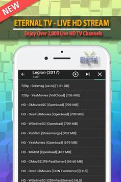 eternal tv app for android info for Android - APK Download