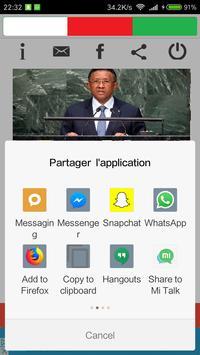 Madagascar tv en direct screenshot 1