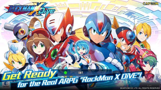 ROCKMAN X DiVE スクリーンショット 5