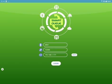 Smart Queue System screenshot 3