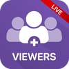 Free Twitch Followers: Live Viewers + Followers icon