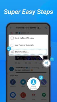 Download Twitter Videos - Save Twitter & GIF poster