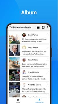 TwiMate - Simpan Video & Twitter GIF screenshot 3