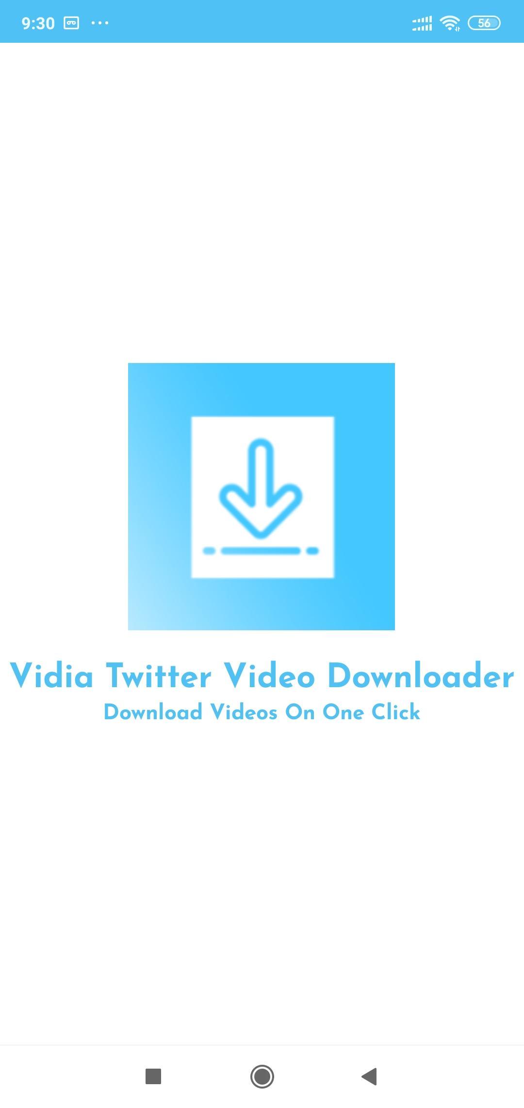 Am Schnellsten Twitter Video Downloader App Android