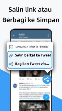 Download Twitter video - unduh video dari Twitter poster