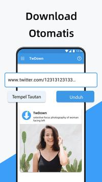 Download Twitter video - unduh video dari Twitter screenshot 1