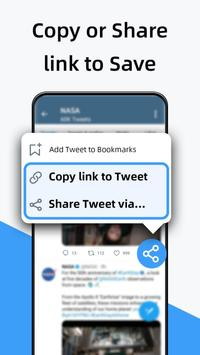 Video Downloader for Twitter - Save Twitter video poster