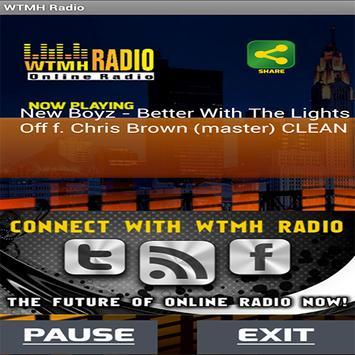 WTMH Radio screenshot 1