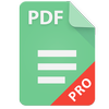 All PDF Reader Pro: pdf app, reduce pdf size ikona