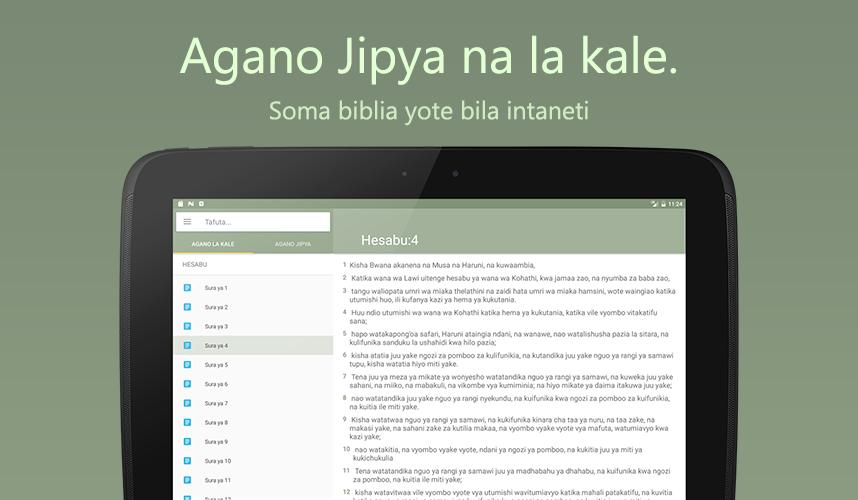 Biblia Takatifu For Android Apk Download