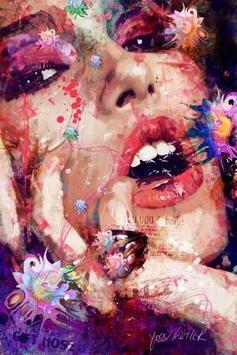 Ladies Painting Art [HD] screenshot 7