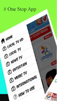 Tamil Live TV poster