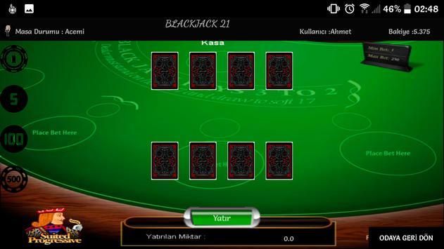 BlackJacks screenshot 4