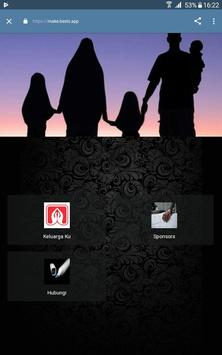 Keluarga Ku poster