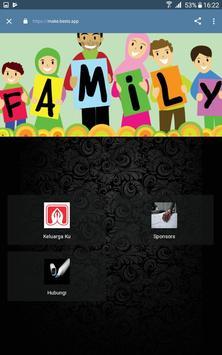 Keluarga Ku screenshot 1