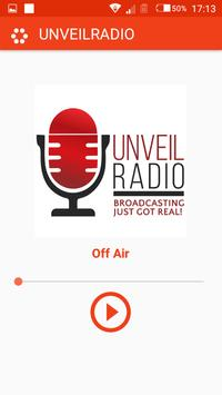 UnveilRadio screenshot 3