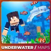 Underwater maps for minecraft pe icon