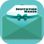 Invitation Card Maker | Greeting Card Maker icon