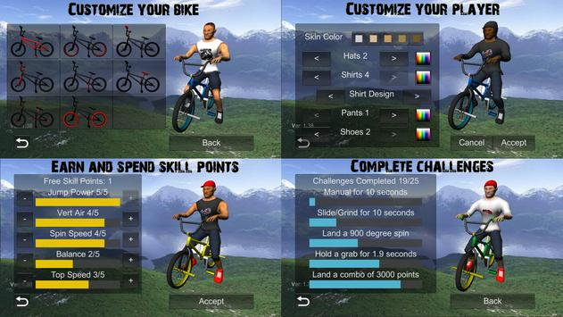BMX Freestyle Extreme 3D screenshot 4