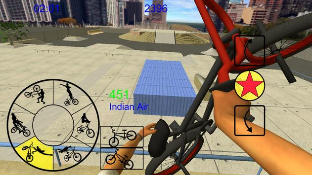 BMX Freestyle Extreme 3D screenshot 1