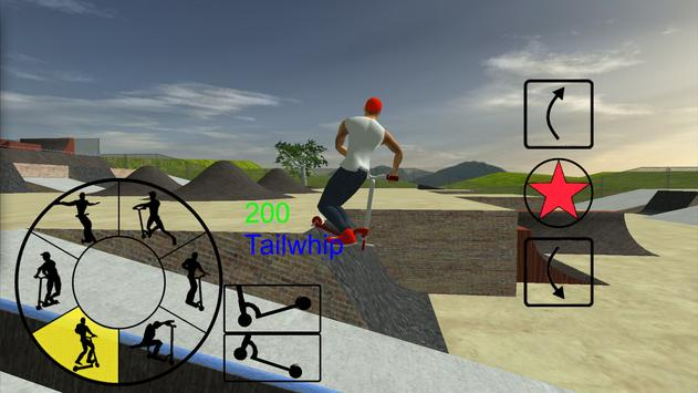 Scooter Freestyle Extreme 3D постер