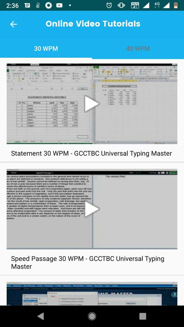 UNIVERSAL TYPING MASTER - TYPING MCQ (OBJECTIVE) for Android