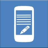 Notepad App أيقونة