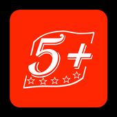 Одесса Такси 5+ biểu tượng