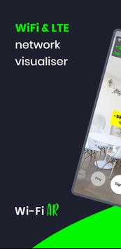 WiFi AR - the most useful tool ever plakat