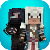 Skins Assassins for Minecraft icon