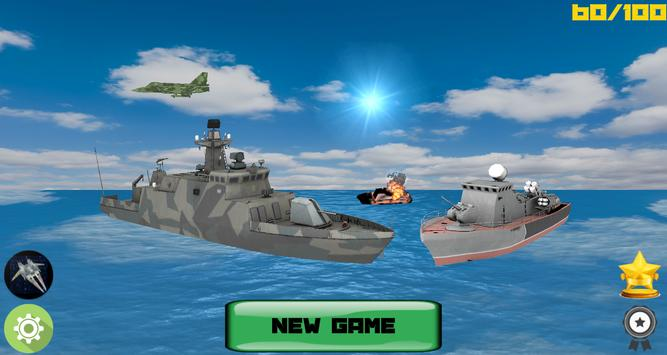 Sea Battle 3D PRO: Warships poster