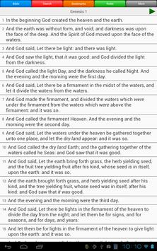 Holy Bible, King James Version screenshot 11