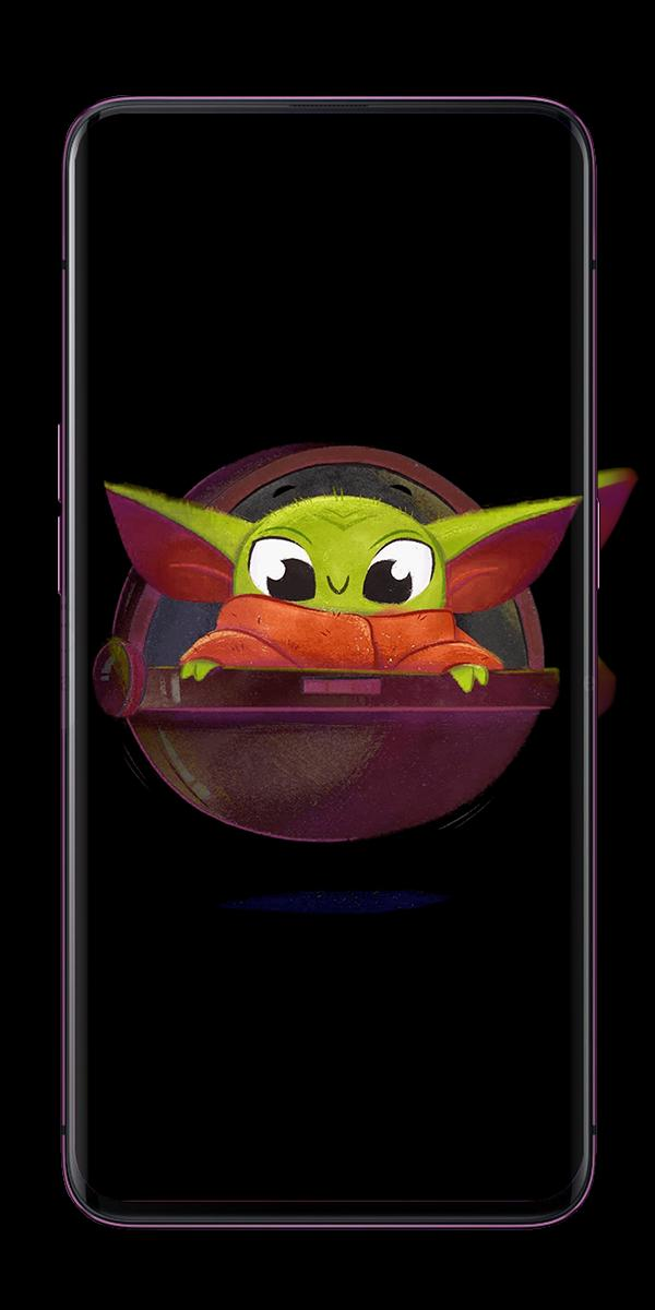 Baby Yoda Wallpaper For Android Apk Download