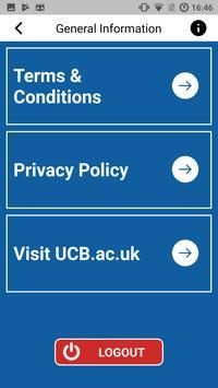 UCBconnect screenshot 6