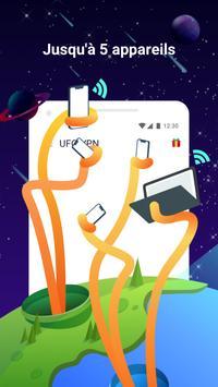 UFO VPN Basic capture d'écran 5
